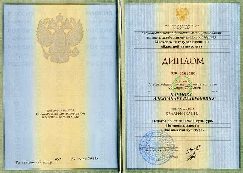 Школа Айкидо Айкикай в центре Москвы Диплом о высшем образовании